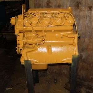 John Deere 450 450 B Engine Block #T32342