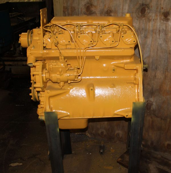 John Deere 450 450 B Engine Block #T32342