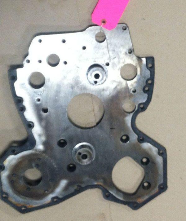 John Deere 450 Tractor Engine Front Plate