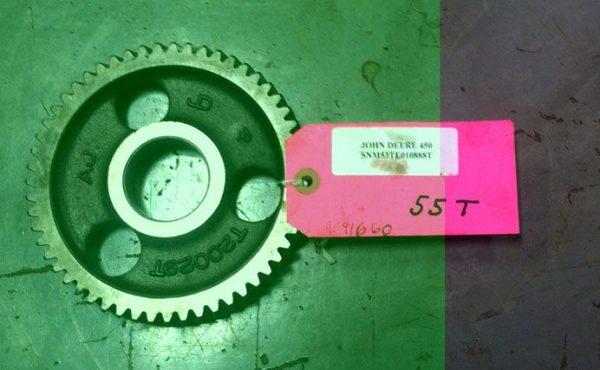 John Deere 450 Tractor 55 Tooth Gear