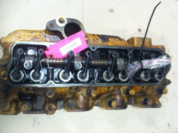 Complete John Deere 450 Cylinder Head